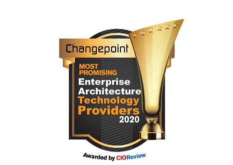 Changepoint EAM: Most Promising Enterprise Architecture Technology