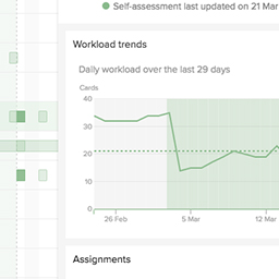 Team workload management