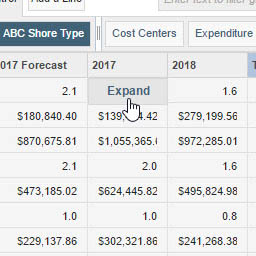 Planifiez et gérez les dépenses d'investissement et les coûts d'exploitation