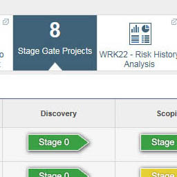Utilize certified Stage-Gate® Ready software to drive product innovation