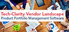 Tech-Clarity's 2015 Vendor Landscape: Product Portfolio Management