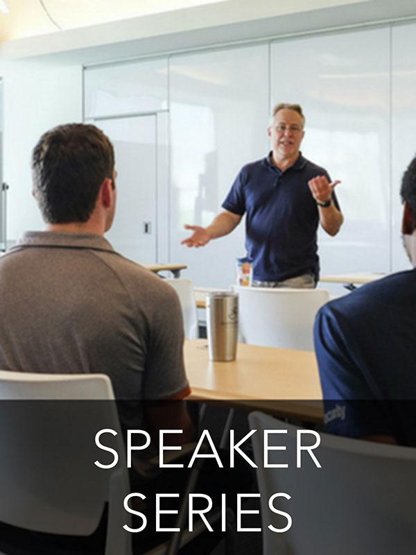 Planview intern speaker series