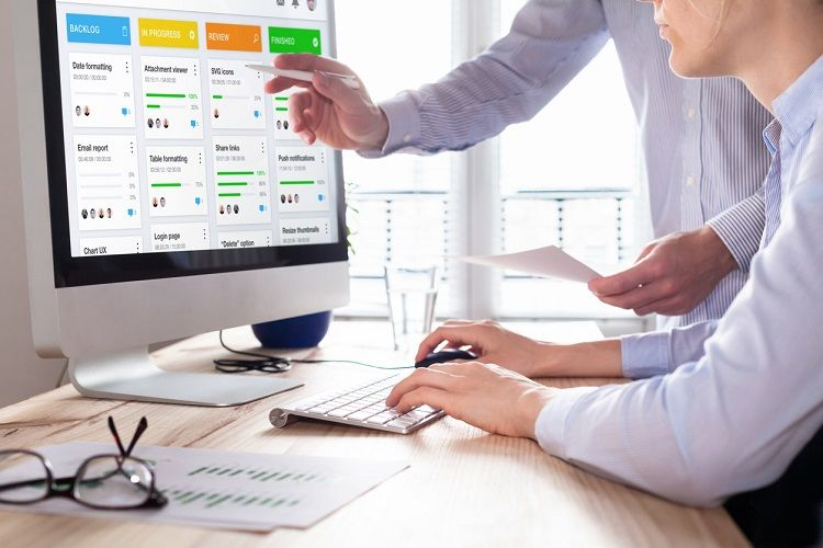 Implementing a Kanban system can help your team facilitate more effective communication.