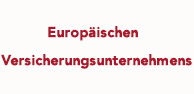 Europäischen Versicherungsunternehmens