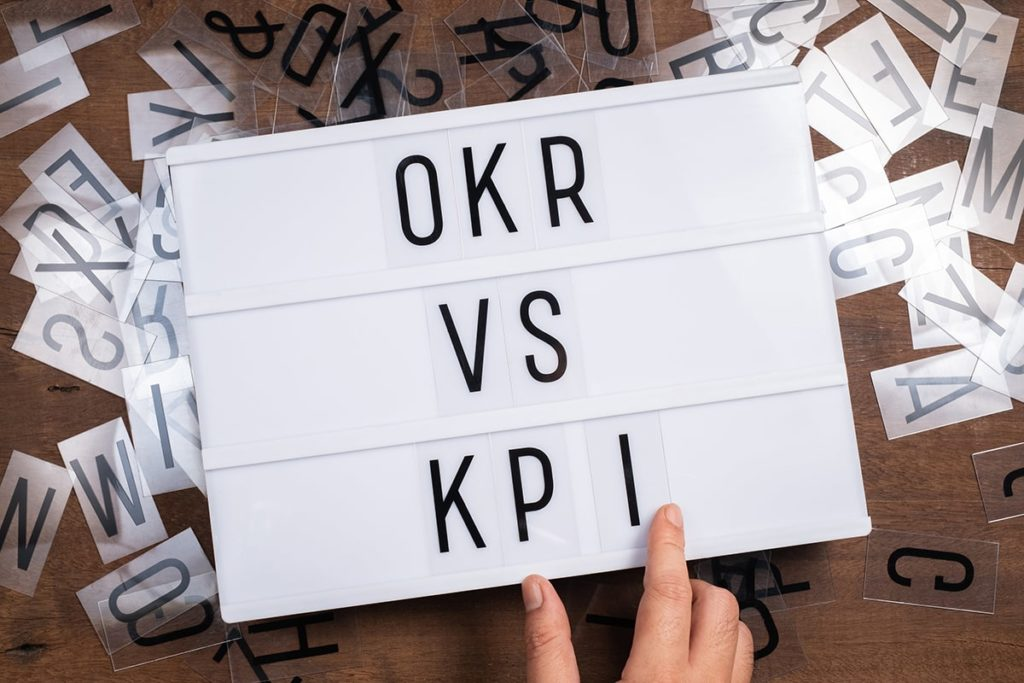 OKRs vs KPIs: Different, yet complementary.